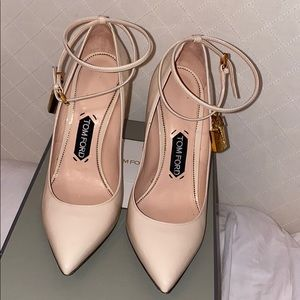 Tom ford lock and key pumps
